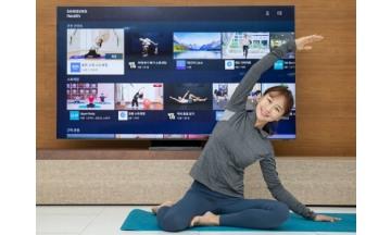 삼성전자, '삼성 헬스(Samsung Health)' 스마트 TV용 애플리케이션 주요 국가에 출시
