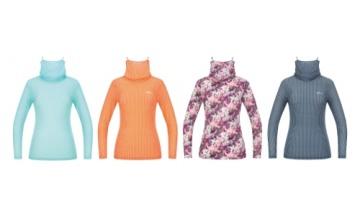 아웃도어 레드페이스, UV 차단·냉감 기능성 '마스크넥 티셔츠' 선보여