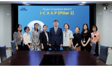 신한베트남은행, 선진 리스크 관리 시스템 구축