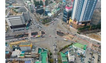 광주광역시, 백운고가 철거작업 완료…12월1일 개통