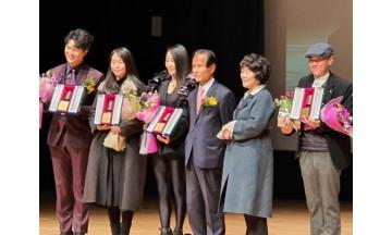 별들의 잔치 '제58회 영화의 날' 기념 행사 성료…이순재·정한용·신현준 등 수상 영예