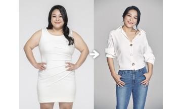 이영현, 8개월째 변함없는 33kg 다이어트 근황 공개