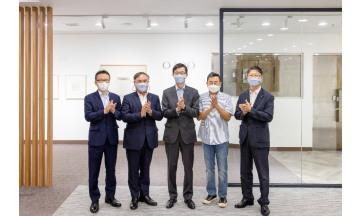 수출입은행 본점 1층  '금고미술관' 개관